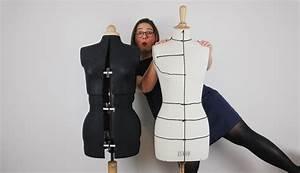 Mannequin Couture Réglable Professionnel : le mannequin de couture indispensable ou non couture ~ Teatrodelosmanantiales.com Idées de Décoration