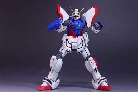 Hgfc 1/144 Gf13-017nj Shining Gundam, Assembled Painted