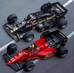 Nigel Mansell Ferrari F1