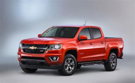 Chevrolet Colorado 2020 by 2020 Chevrolet Colorado Styles Colors Release Date