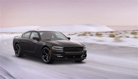 2016 Dodge Charger R/t Blacktop Review