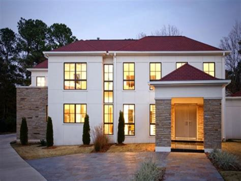 american modern house ideas home design modern bungalow house designs philippines