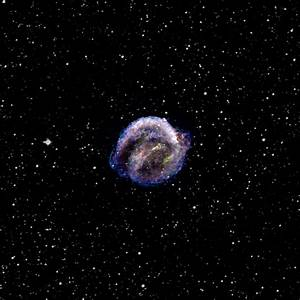 Chandra :: Photo Album :: Kepler's Supernova Remnant :: 09 ...