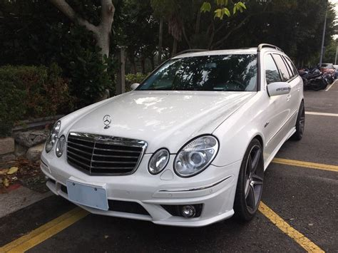 Car was purchased for my wife at phillips. 2004 Mercedes-Benz E320 Wagon - 露天拍賣