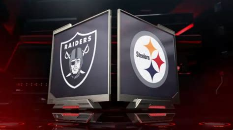 steelers vs raiders week 9 highlights behind the steel