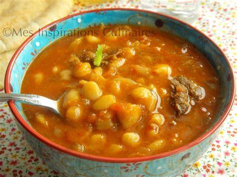 cuisine algeroise loubia algerienne haricots blancs en sauce le
