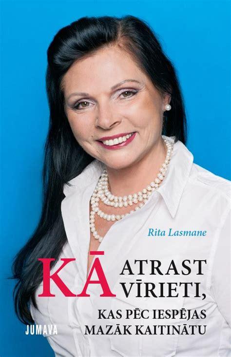 Ritas Lasmanes grāmata