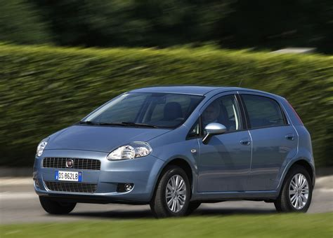2009 Fiat Grande Punto Natural Power Hd Pictures