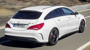 Mercedes Cla Break : mercedes benz cla class shooting brake unveiled ~ Melissatoandfro.com Idées de Décoration