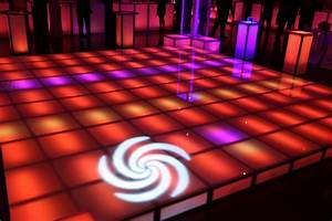 light up dance floor rentals ct westchester ny boston ma With olde 4 light floor lamp with led night light