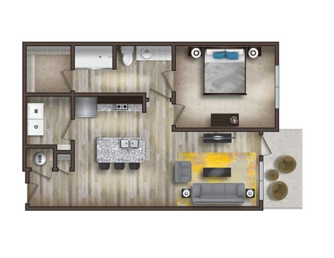 Top Apartment Floor Plans by Floor Plans The Henry At Fritz Farm