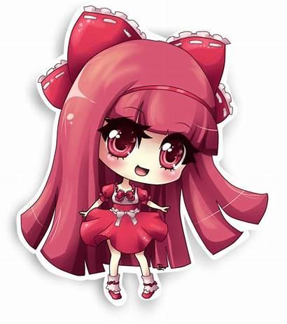 Kawaii Monitas Anime Garotas Adesivos Bonequinhas Dibujos