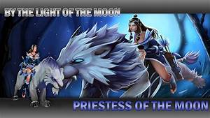 The Priestess of the Moon by Jasaf-Anar on deviantART