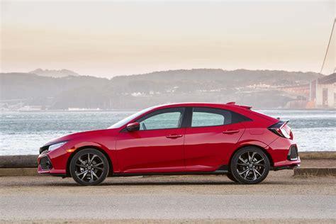 Honda Prices 2017 Civic Hatchback Leftlanenews 2017