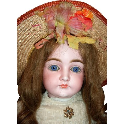 Hair Implants Shawnee Mission Ks 66219 23 Quot Closed Pouty Kestner Antique Doll Layaway