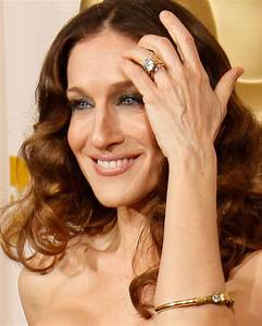 The gallery for gt sarah jessica parker engagement ring for Sarah jessica parker wedding ring