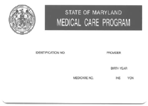Acceptable ids include passport, military id, and motor vehicle administration id card or a driver's you can apply for an mmj card in maryland if you are a minor. MEPS State Specific Showcards