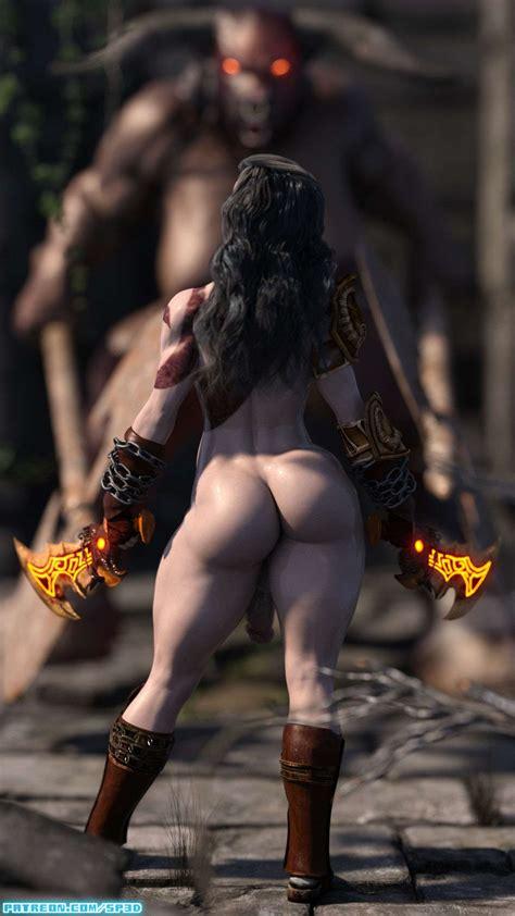 God Of War Porno