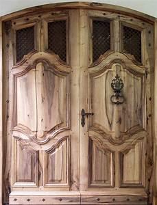 porte double louis xiv a 2 vantaux portes d39entree With porte d entrée double vantaux