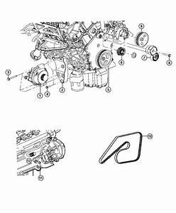 2009 Dodge Charger Generator  Engine  Alternator  Amp  Bab