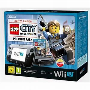Www Magasins U Com Jeux : nintendo wii u 32 go premium pack lego city undercover ~ Dailycaller-alerts.com Idées de Décoration
