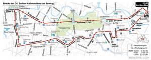 Diese Straßen sind zum Halbmarathon in Berlin gesperrt