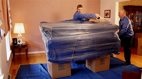 plastic wrap for sofa how to start a man and van furniture movers business part 1