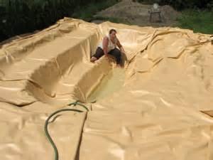 pool mit kompletteinbau pool nur mit folie schwimmbad und saunen