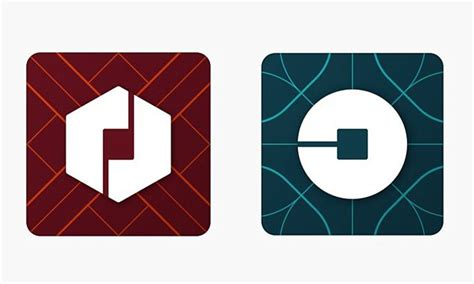 What on Earth is that? Uber reveals bizarre new logo it ...