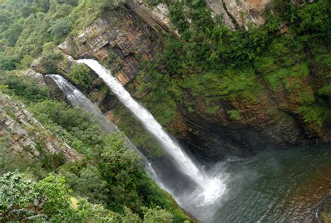 South Africa Waterfalls