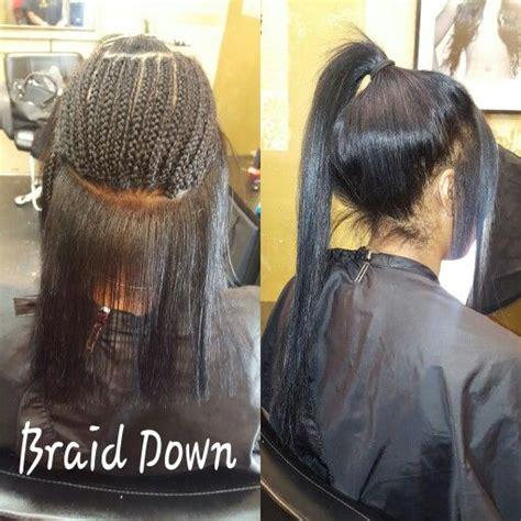 Versatile Sew In Hairstyles by Versatile Sew In Ponytail Versatile Sew In Extensions In