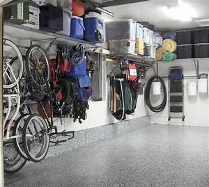 Idée Rangement Garage : les 25 meilleures id es de la cat gorie rangement de v los ~ Melissatoandfro.com Idées de Décoration