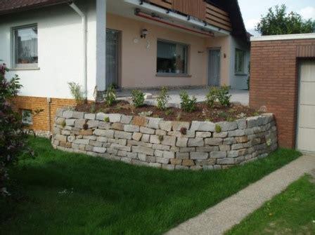Mauersanierung  Garten Und Landschaftsbau Biemer In Gießen