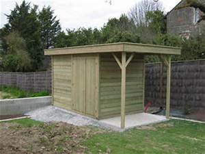 Abri De Jardin Avec Bucher : abri bois gamme hirondelle abri de jardins en bois ~ Dailycaller-alerts.com Idées de Décoration