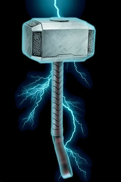 thor hammer background by kalel7 on deviantart