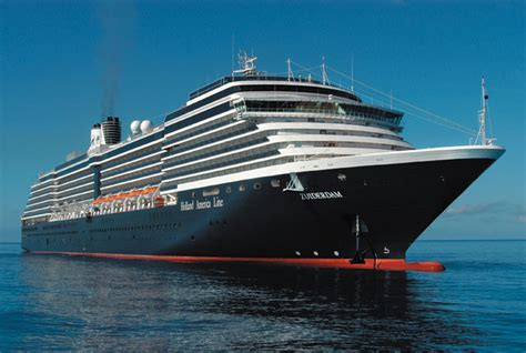 holland america cruise ship rescues crew from sinking