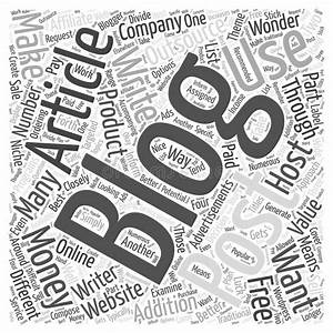 Articles And Seo Word Cloud Concept Stock Illustration
