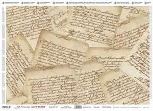 Vintage Decoupage Paper