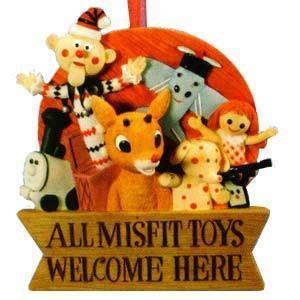 misfit toys   vintage toys misfit toys