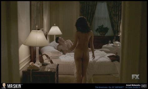 Tv Nudity Report The Americans And Mad Men