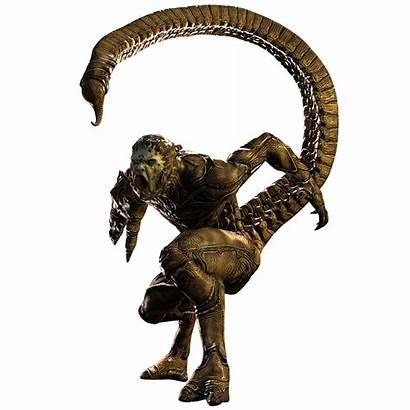 Scorpion Spider Amazing Spiderman Wiki Transparent Venom