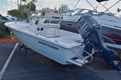 Sportsman Boats Reviews 2017 by 2017 Sportsman Island Bay 18 Lake Placid Florida Boats