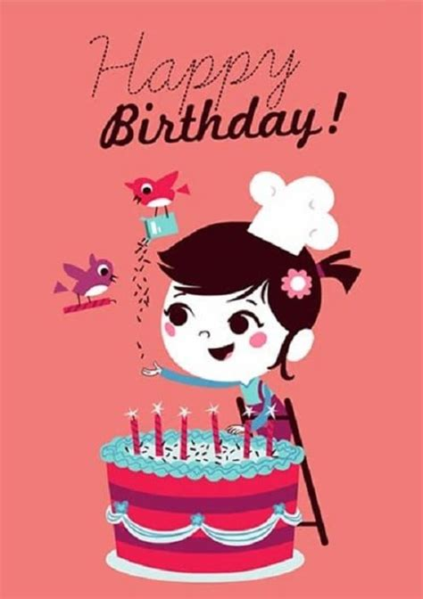 52 Sweet or Funny Happy Birthday Images - My Happy ...