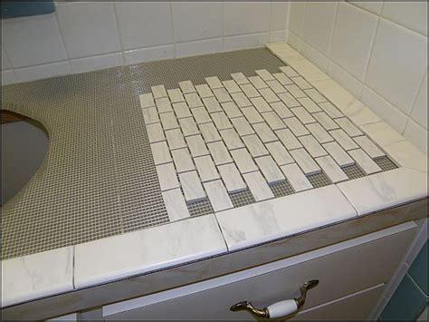 Bondera Tile Mat Backsplash by Tiling Laminate Countertops Bondera Tile