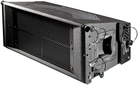 Yorkville Cabinets by Yorkville Vtc El208t Array Speaker Touring