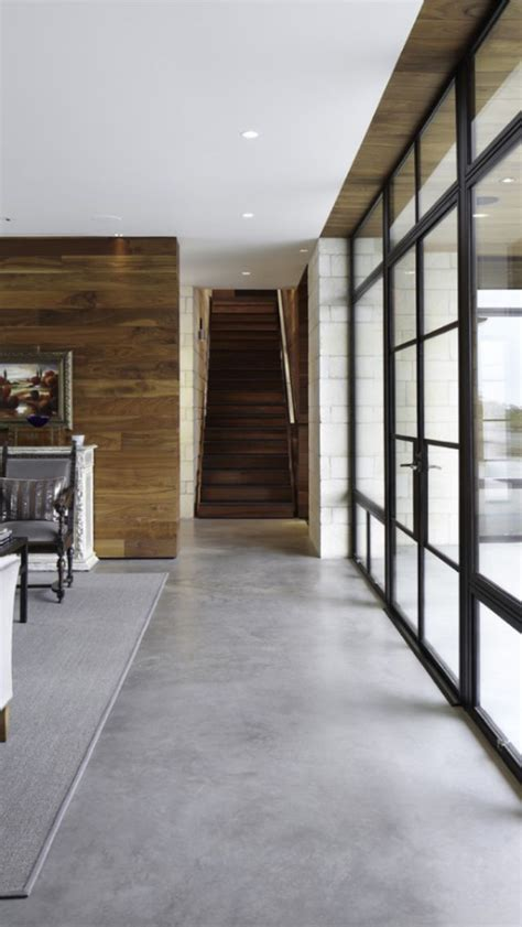 The Pros And Cons Of Concrete Flooring   The floor, Window