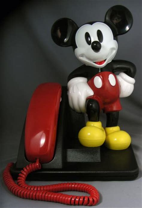 mickey mouse phone oldphoneworks antique phones all the mickey mouse