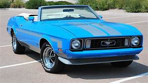 1973 Ford Mustang Convertible | T292 | Dallas 2013