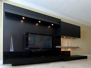 Modern home theaters for Home theater unit furniture