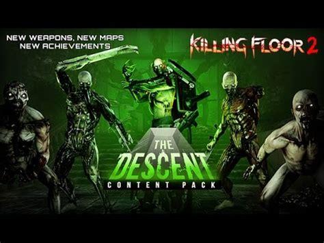 killing floor 2 the descent collectibles killing floor 2 hans off the merchandise achievement all collectibles the descent hd 60fps